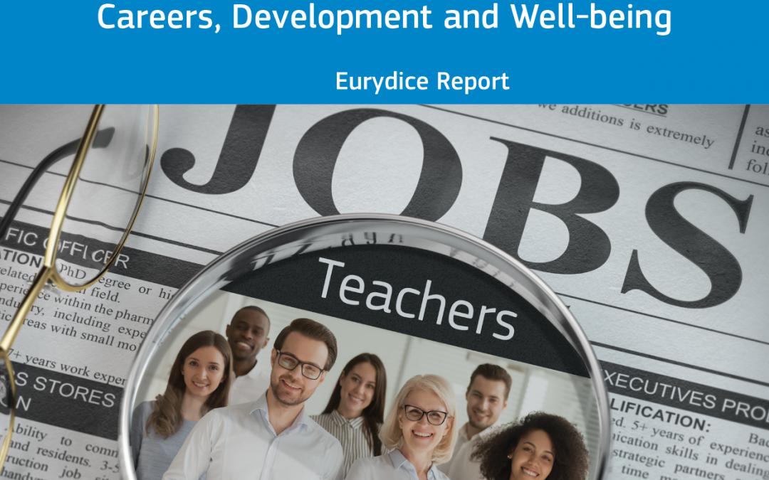 Καθηγητές στην Ευρώπη, Σταδιοδρομία, Ανάπτυξη και Ευεξία