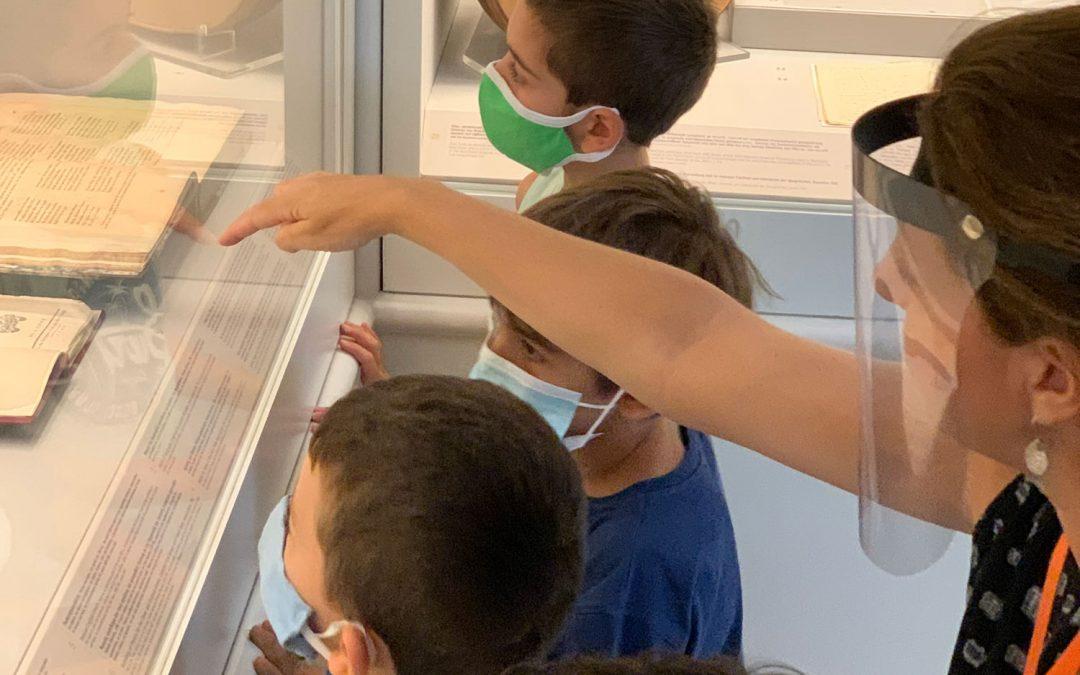 Αναστολή προγραμμάτων για σχολικές ομάδες από το Μουσείο Μπενάκη