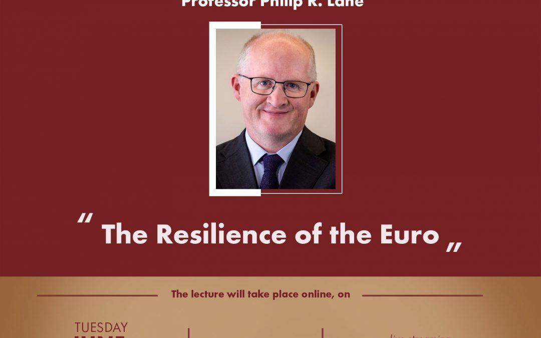 """Διαδικτυακή εκδήλωση του ΑΠΘ με θέμα """"The Resilience of the Euro"""""""