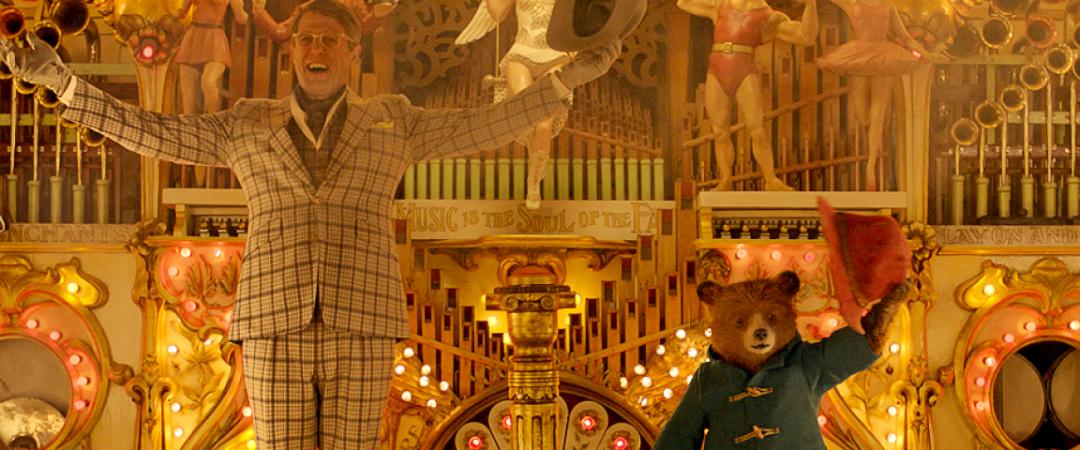 Park Your Cinema Kids: Πάντινγκτον 2 (2017)