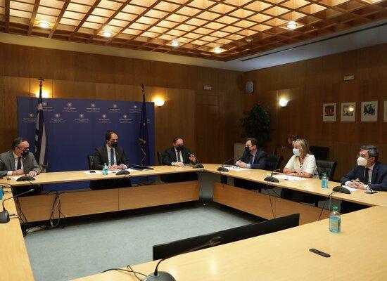 Πρώτη συνεδρίαση της Κυβερνητικής Επιτροπής για την Οδική Ασφάλεια