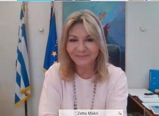 Μήνυμα της Υφυπουργού Παιδείας και Θρησκευμάτων Ζέττας Μακρή για την έναρξη των Πανελλαδικών Εξετάσεων
