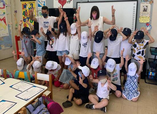 Διάκριση σε Μαθητές και Μαθήτριες από την Παιδική HELMEPA, παρουσία της Υπουργού Παιδείας και Θρησκευμάτων
