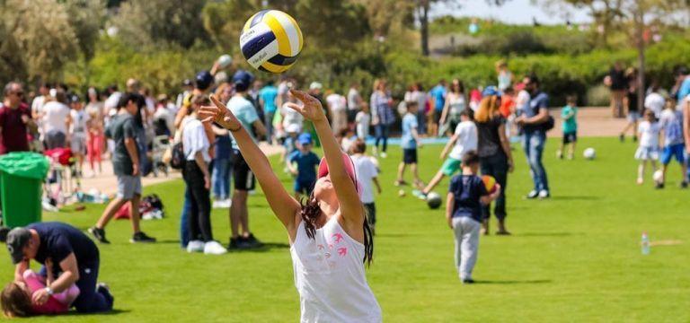 Mini Volley – ΑΘΛΗΤΙΣΜΟΣ & ΕΥΕΞΙΑ