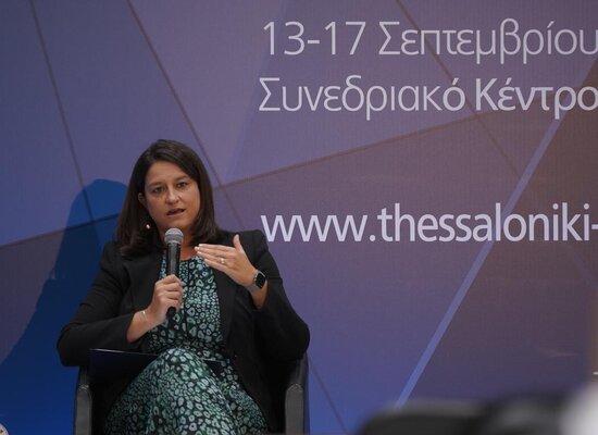 «Μεταρρυθμίσεις στην Παιδεία, για το παρόν και το μέλλον» στο Thessaloniki Helexpo Forum 2021
