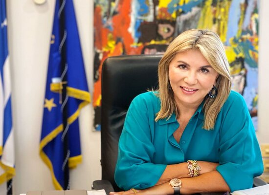 Μήνυμα της Υφυπουργού Παιδείας κ. Ζέττας Μακρή για την έναρξη της σχολικής χρονιάς